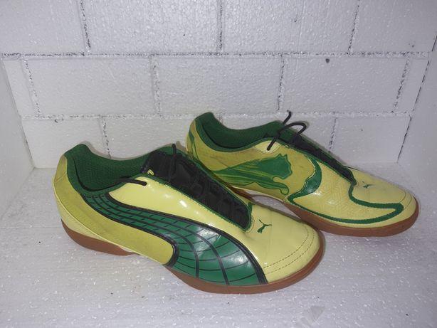 Сороконожки футзалки кроссовки Puma 38р 24.5 см