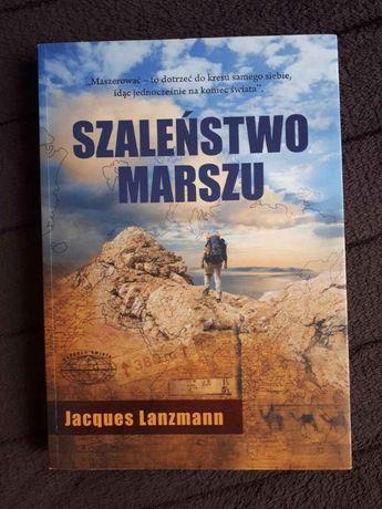 Książka Szaleństwo Marszu - Jasques Lanzmann