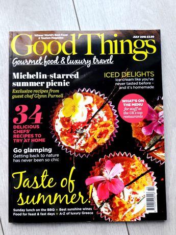 Magazyn gazeta Good Things po angielsku