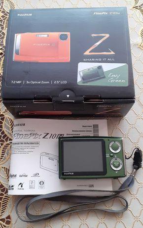 Цифровая   фотокамера  FUJIFILM  FinePix  Z10fd