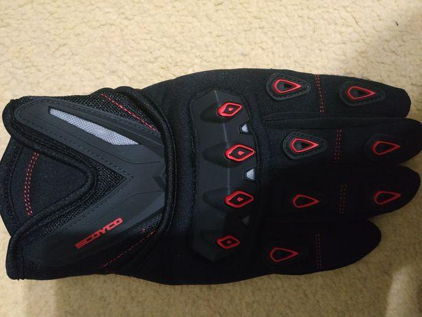 Мотоперчатки Scoyco демисезонные (летние) мс-10 размер XL
