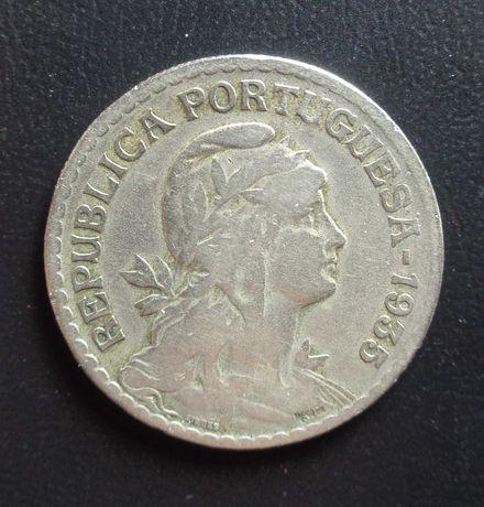 Moeda 1 Escudo 1935