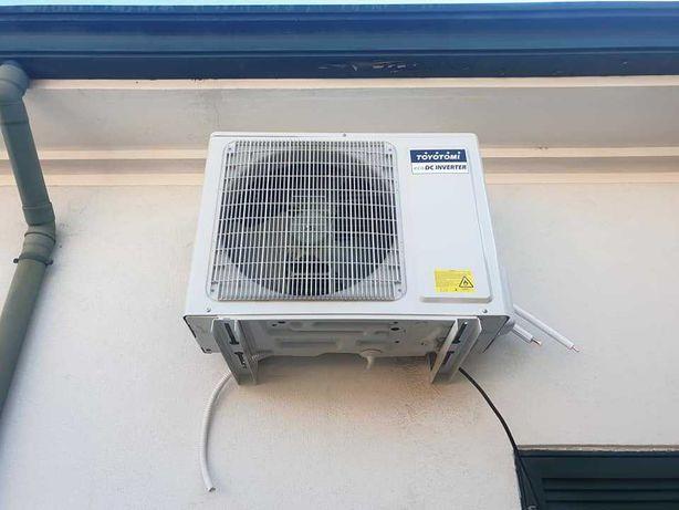 Instalação Ar Condicionado