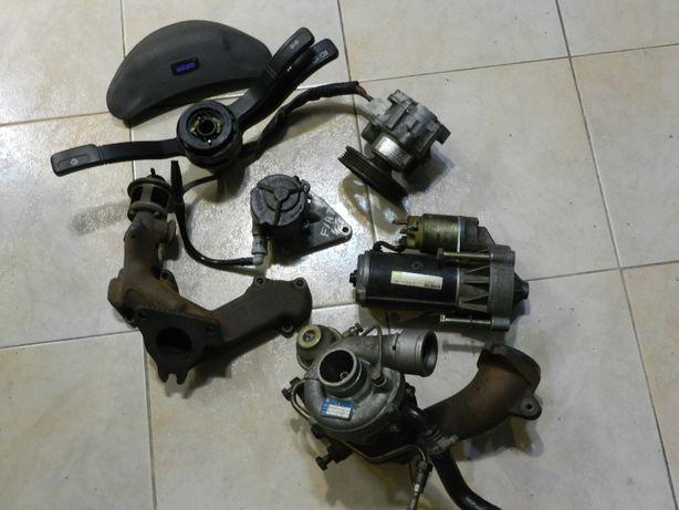 Diverso material para Autocaravana Fiat Ducato 1.9 TD Motor PSA 2001