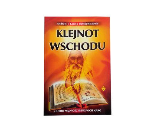 Klejnot Wschodu A. i K. Babkiewiczowie - wedy, joga, astrologia - NOWA