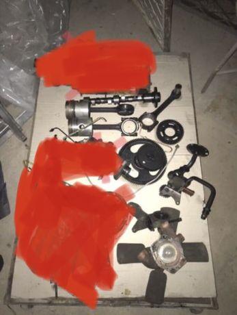 Mf255 3p części tłoki pompa wody GPW sprzęgło