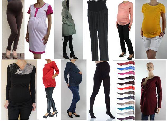 Paka ubrań ciążowych rozm XL Nowe