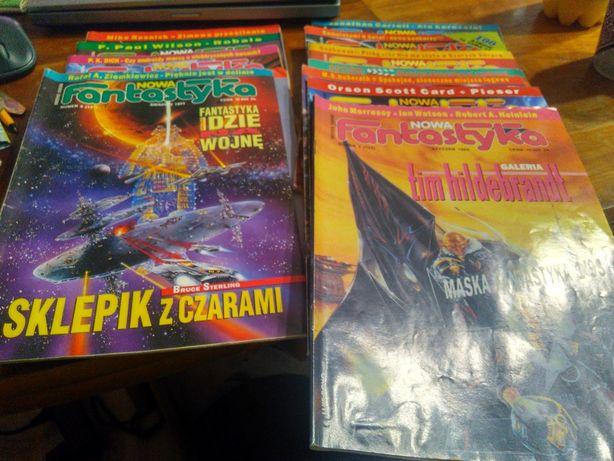Czasopismo fantastyka kompletny rok 1993