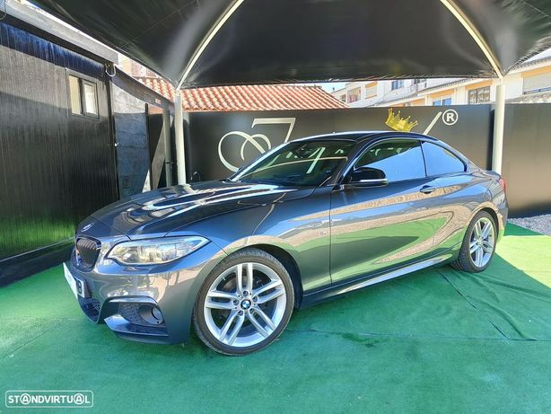 BMW 218 Coupé Pack M