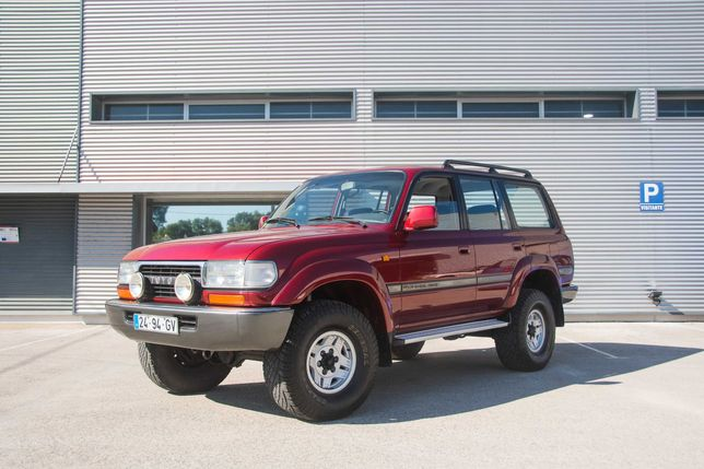 Toyota Land Cruiser HDJ80
