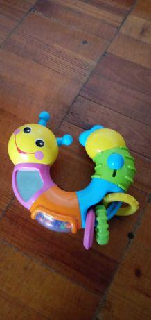 Дитячі іграшки погримушки