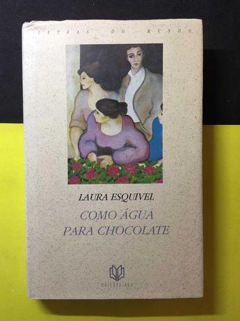 Laura Esquivel - Como Água para Chocolate (Portes CTT Grátis)