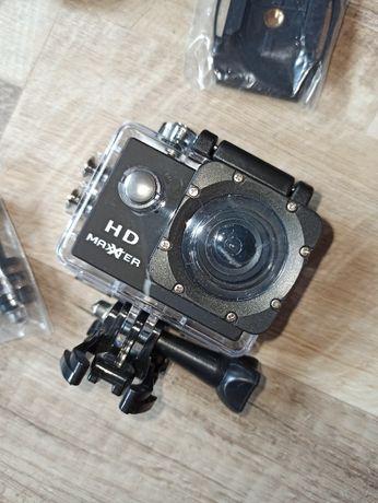Kamerka sportowa Maxter HD 1080 P wodoodporna NOWA