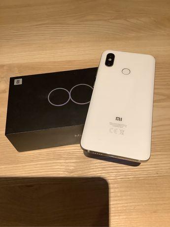 Okazja Flagowy Xiaomi MI 8 White Jak Nowy