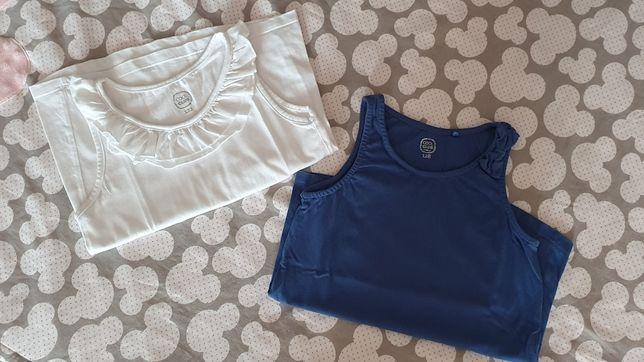 COOL CLUB 2 w cenie 1 bluzki na ramiączkach OKAZJA !!!