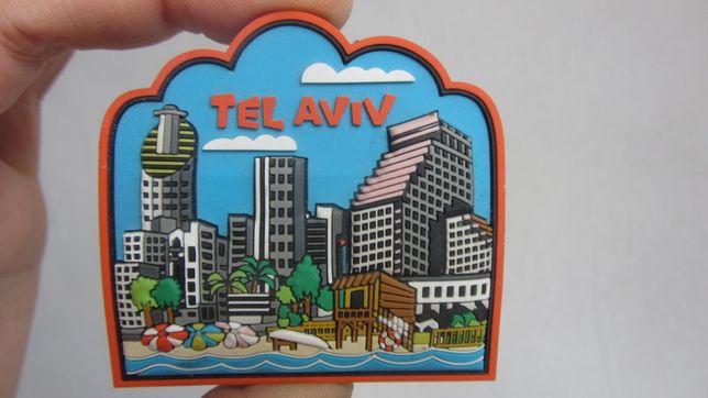 Продам магнит на холодильник Тель Авив Tel Aviv магнитик