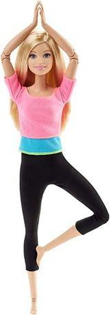 Кукла Барби гимнастка Barbie Made to Move Doll блондинка. Оригинал