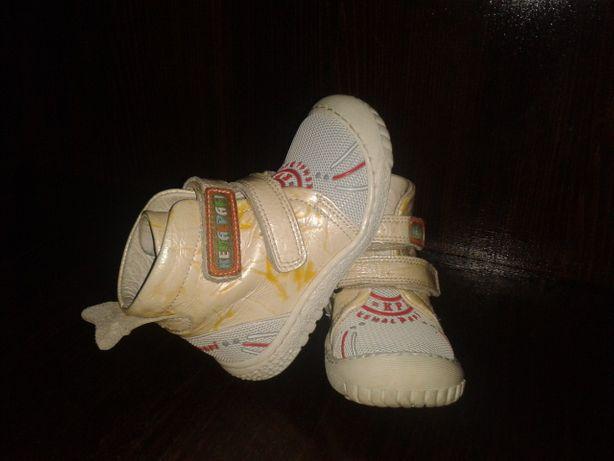 Мега стильные кожаные демисезонные турецкие ботиночки Kemal Pafi