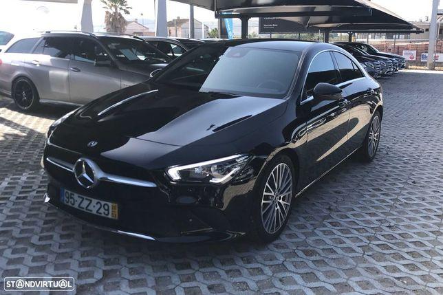 Mercedes-Benz CLA 180 d Progressive