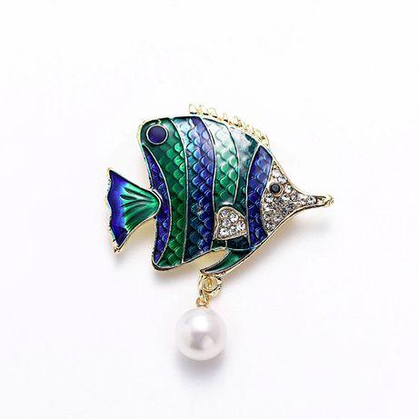 broszka ryba