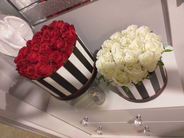 Sztuczne flower box