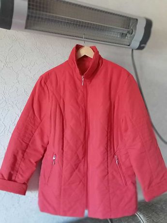 Куртка женская демисезонная размер 50-54