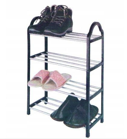 Półka na buty stojak regał szafka półka 4 poziomy