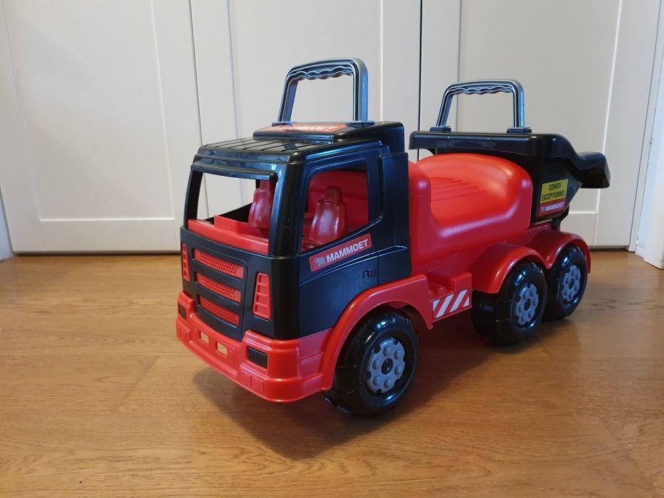 Jeździk MAMMOET Wielka Ciężarówka, Wywrotka Olsztyn - image 1