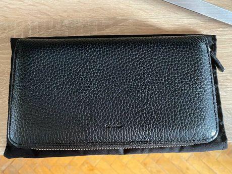 Кожаный мужской кошелёк Arber