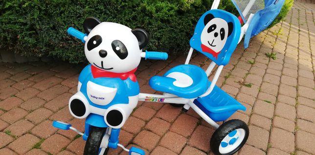 Rowerek Panda z melodyjką
