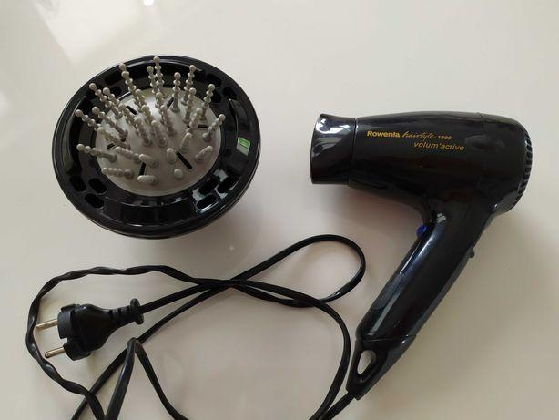 продам фен Rowenta volum active с диффузором , мощность 1600 вт