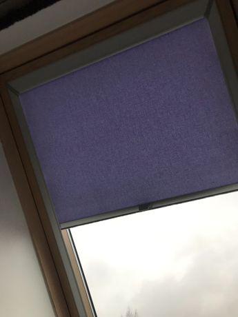 Roleta na okno dachowe 78x140
