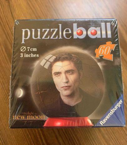 пазл шар, болл, puzzle ball сумерки, новая луна, эдвард, новый