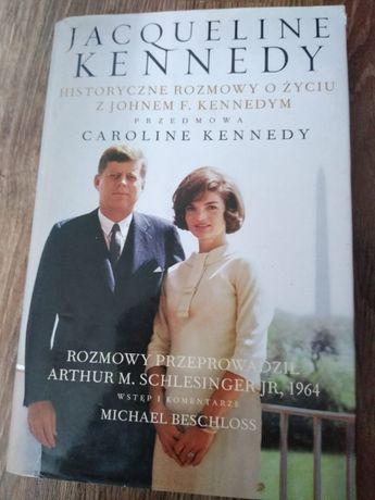 Jacqueline Kennedy historyczne rozmowy o życiu z Johnem F. Kennedym