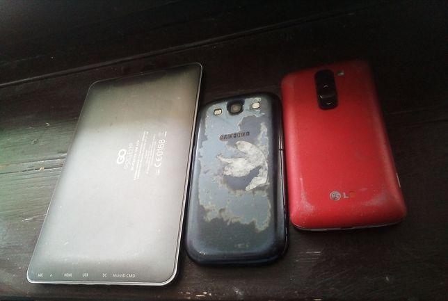 Telefony i tablet