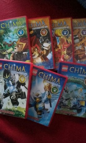 Dvd Lego Chima
