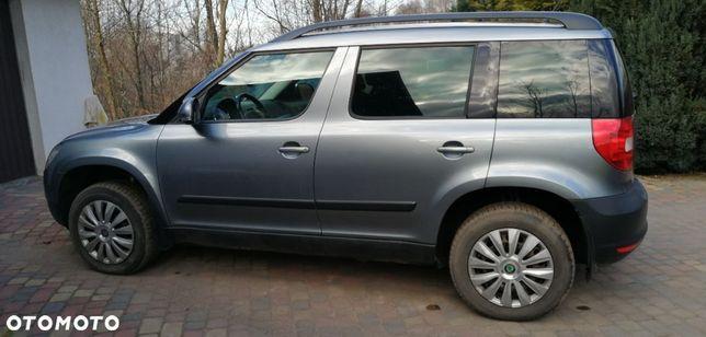 Škoda Yeti Skoda Yeti Ambition 1.2TSI 1 właściciel