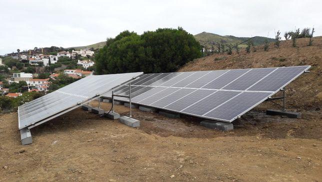 kits fotovoltaicos Novos para autoconsumo