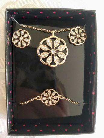 Komplet biżuterii Lenora Avon
