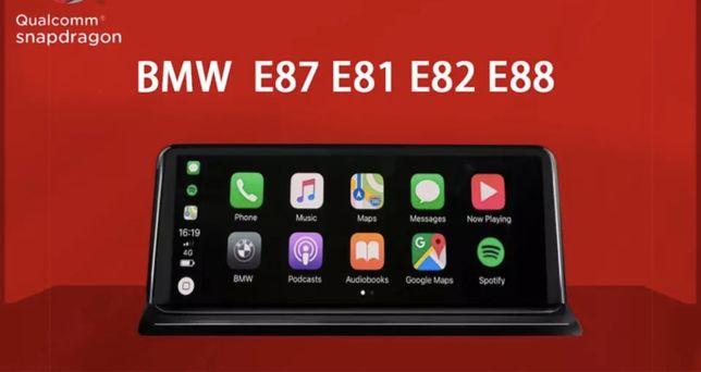 Auto radio GPS android 8core/64GB para bmw serie1 2004/2012