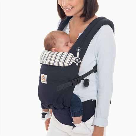 ErgoBaby Adapt для деток от рождения до 20 кг