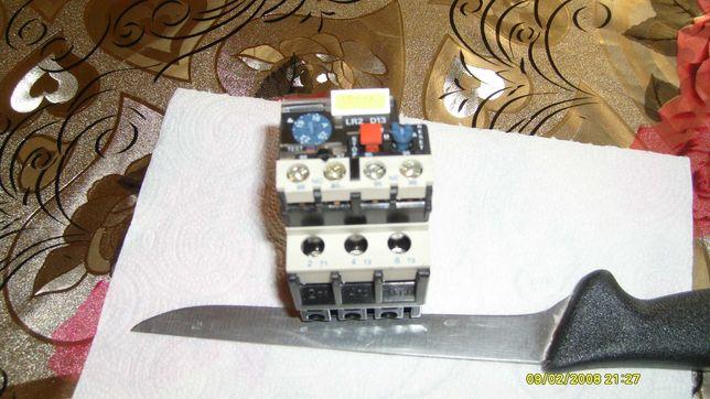 Przekaźnik termiczny Telemecanique LR2 D13