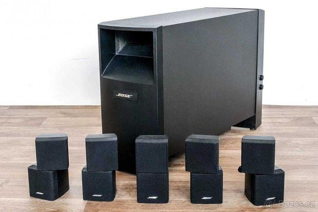 Sistema colunas ativo 5.1  Bose Acoustimass 10 serie III