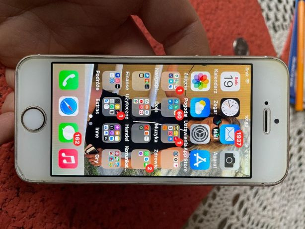 Apple iPhone SE (2016) 32GB Gold