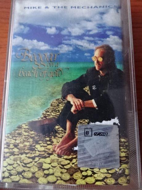 Mike And The Mechanics - Beggar On A Beach Of Gold (kaseta)