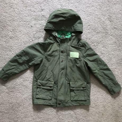 Стильная детская парка, куртка, ветровка