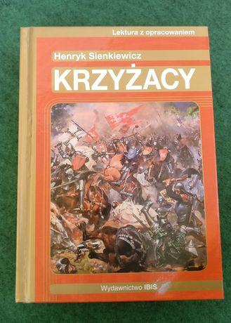 Krzyżacy Henryk Sienkiewicz Wydawnictwo Ibis