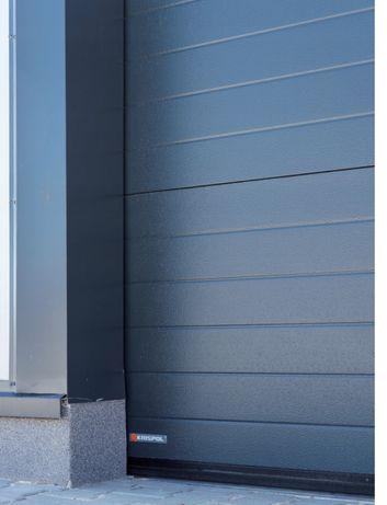 Brama garażowa nowa .OKAZJA ! 2500x2250 antracyt