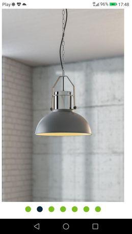 Lampa wisząca Ted, loft