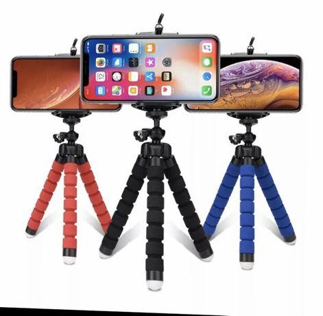 Штатив гибкий держатель крепление для телефона камеры GoPro тринога